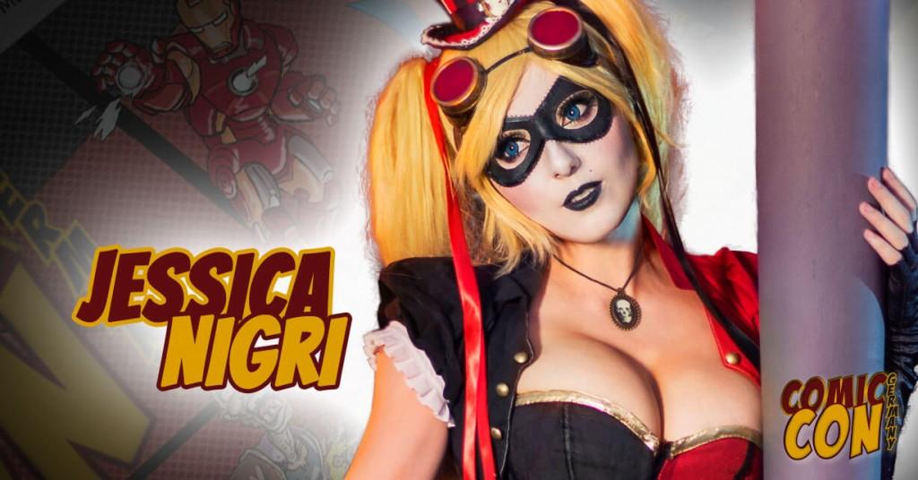 Jessica Nigri auf der Comic Con 2016